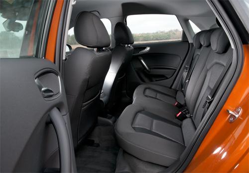 Audi A1 Sportback 1 6 Tdi Sport Picture Gallery Motorbar