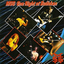 The Michael Schenker Group: One Night At Budokan