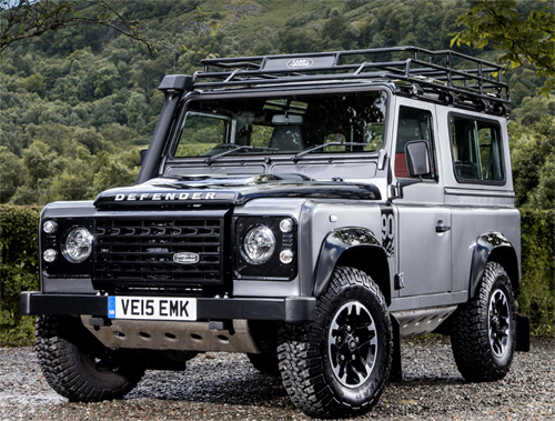 Land Rover Defender 90 Adventure Limited Edition Picture