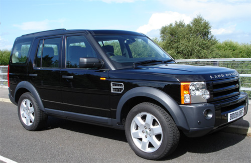 Discovery Land Rover >> Land Rover Discovery 3 - Road test review picture gallery