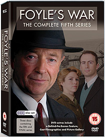 Foyle's War: The Complete Fifth Series